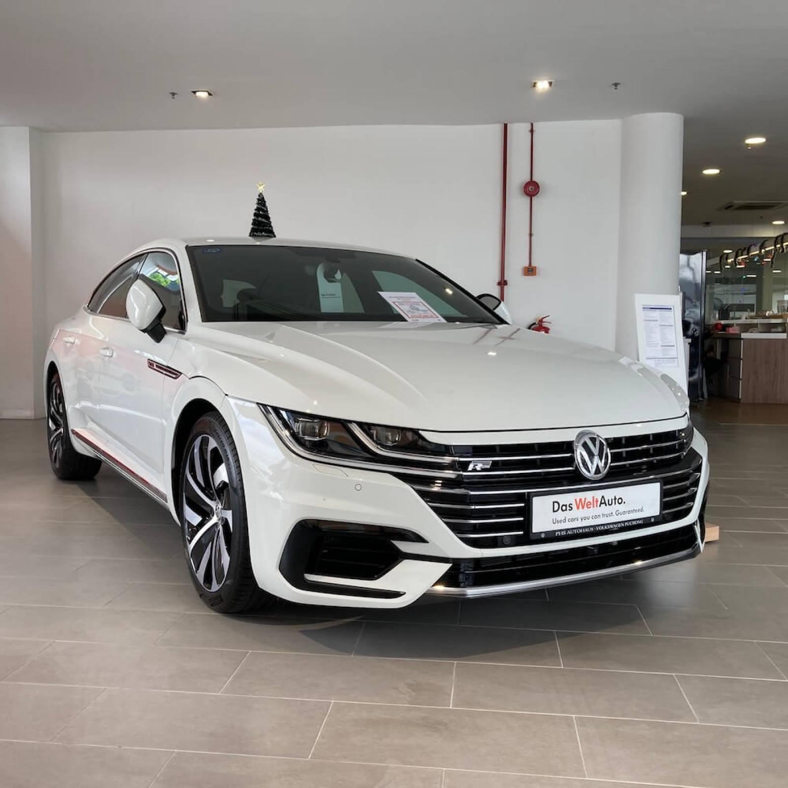 2019 Volkswagen Arteon R-Line 4motion (CBU)