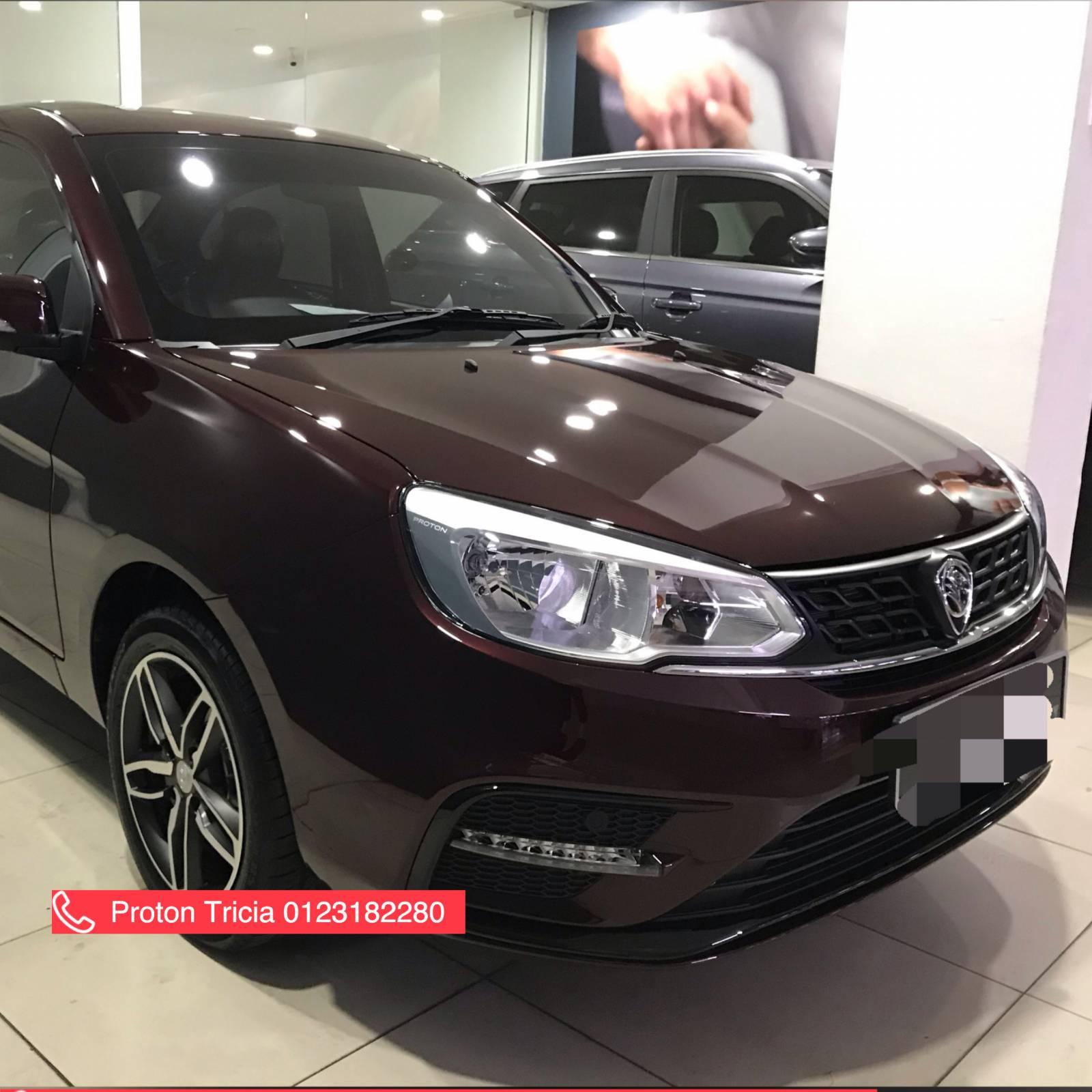 2020 Proton Saga 1.3 Standard AT