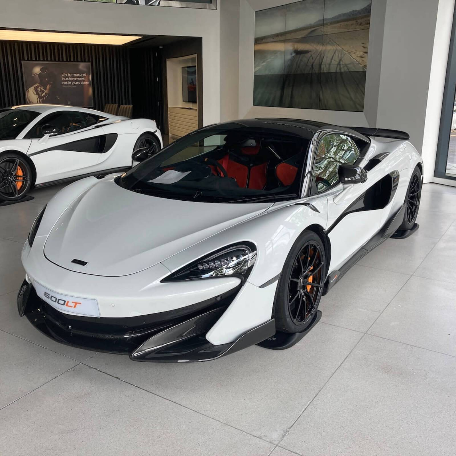 2020 McLaren 600LT Coupé