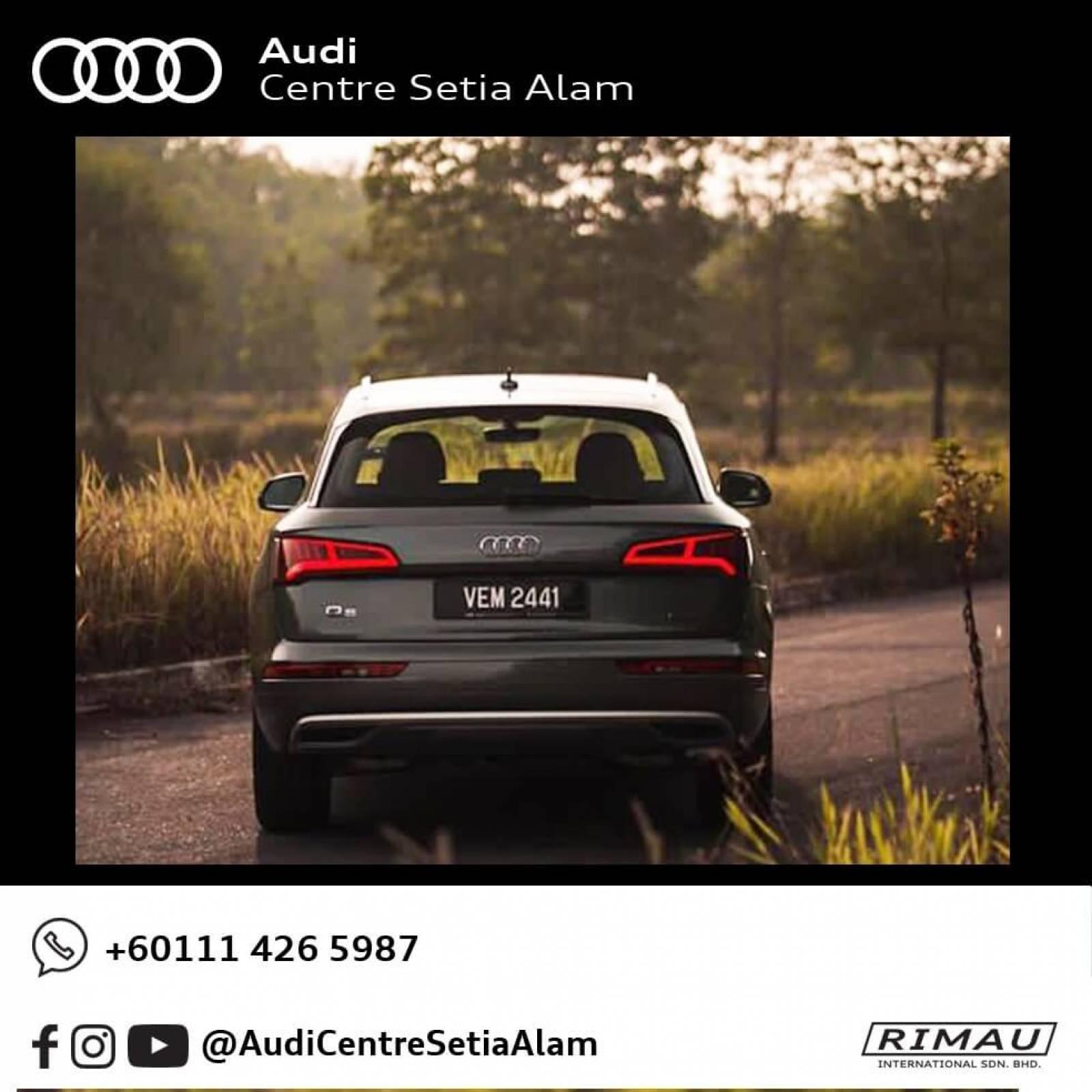 2020 Audi Q5 2.0 TFSI quattro - Demo