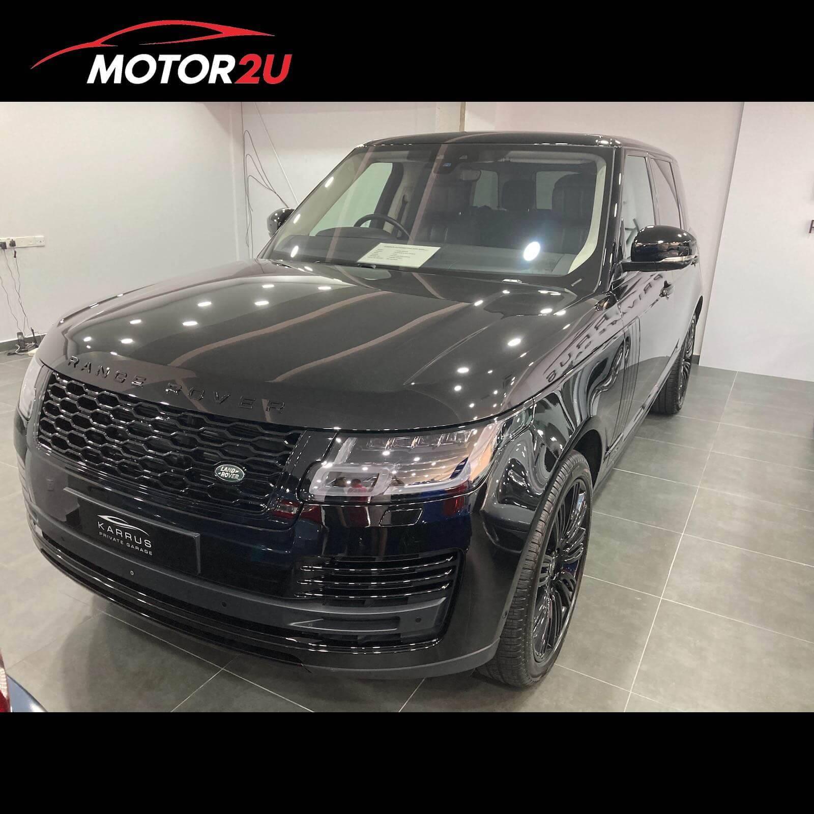 2018 Range Rover Autobiography Long Wheel Base