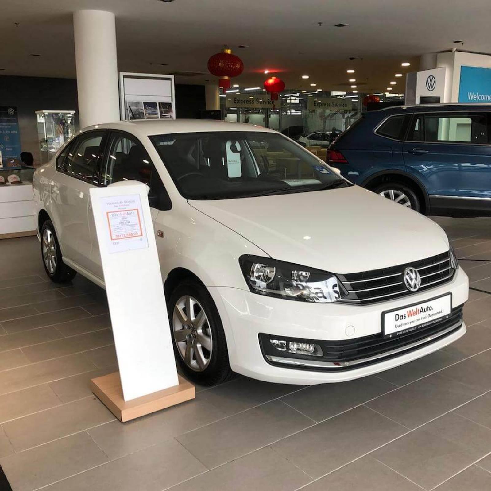 2020 Volkswagen Vento 1.6 - Das WeltAuto