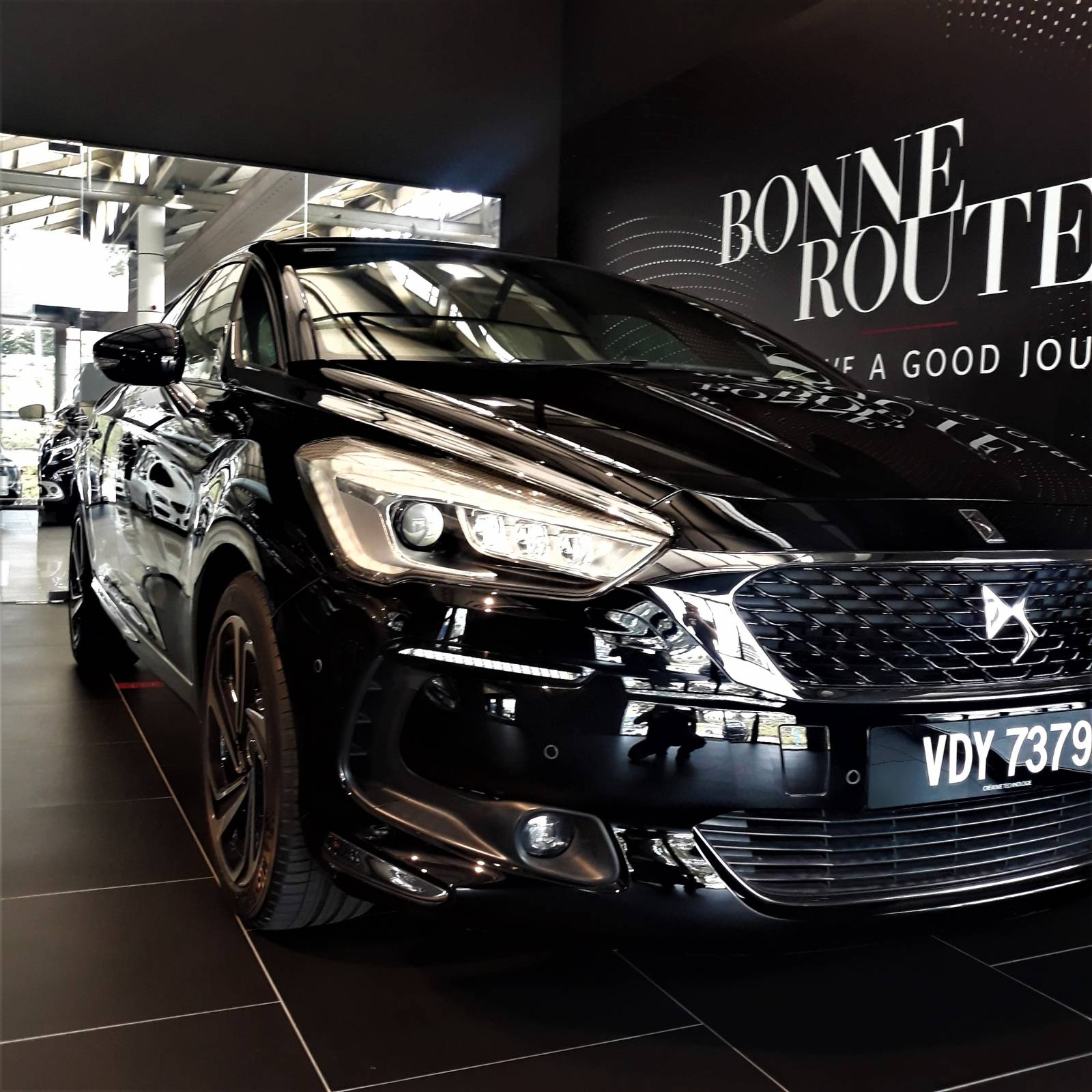 2018 DS DS5 1.6 THP