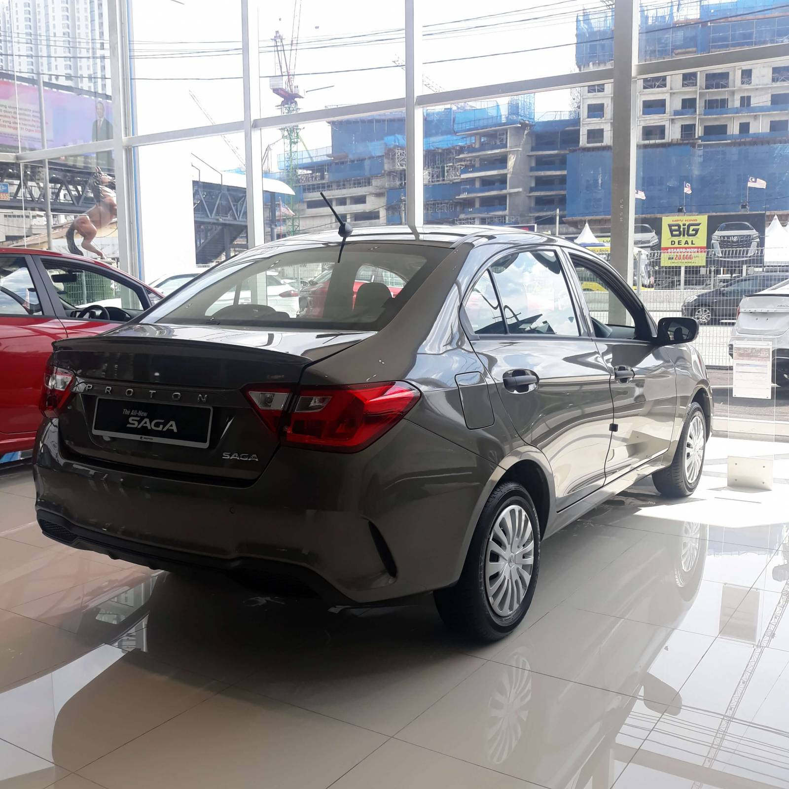 2020 Proton Saga 1.3 Standard MT