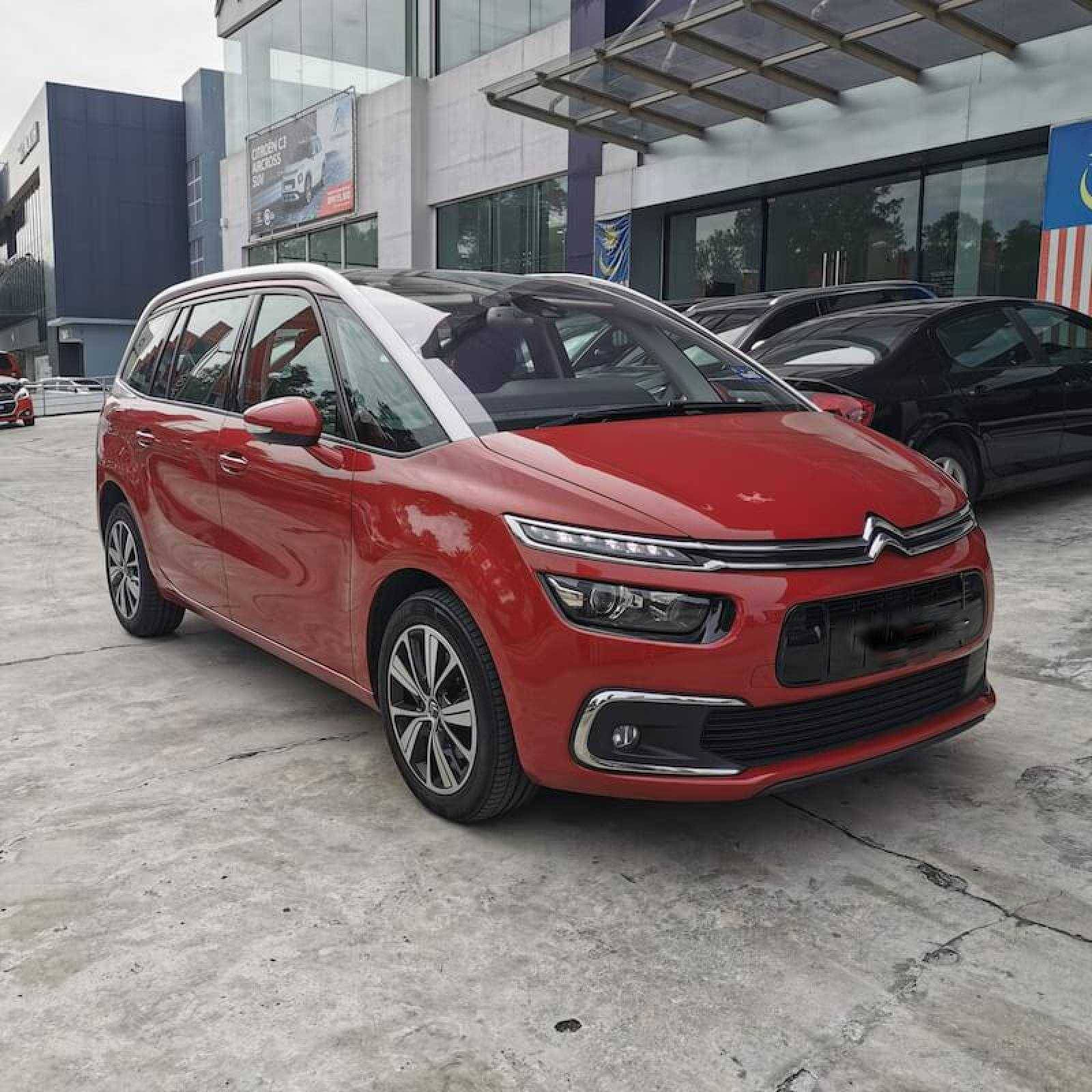 2019 Citroën Grand C4 SpaceTourer MPV