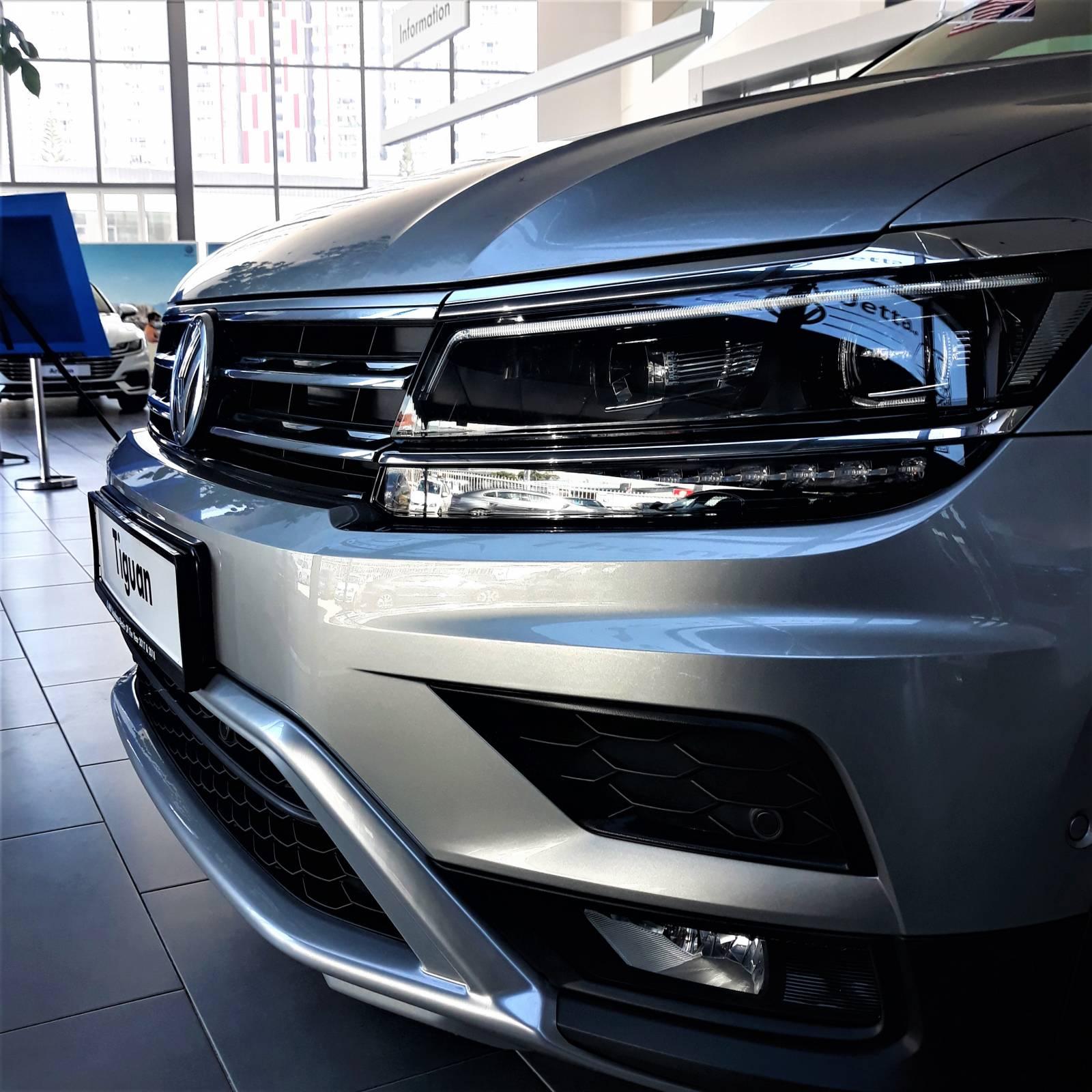 2020 Volkswagen Tiguan 1.4TSI JOIN