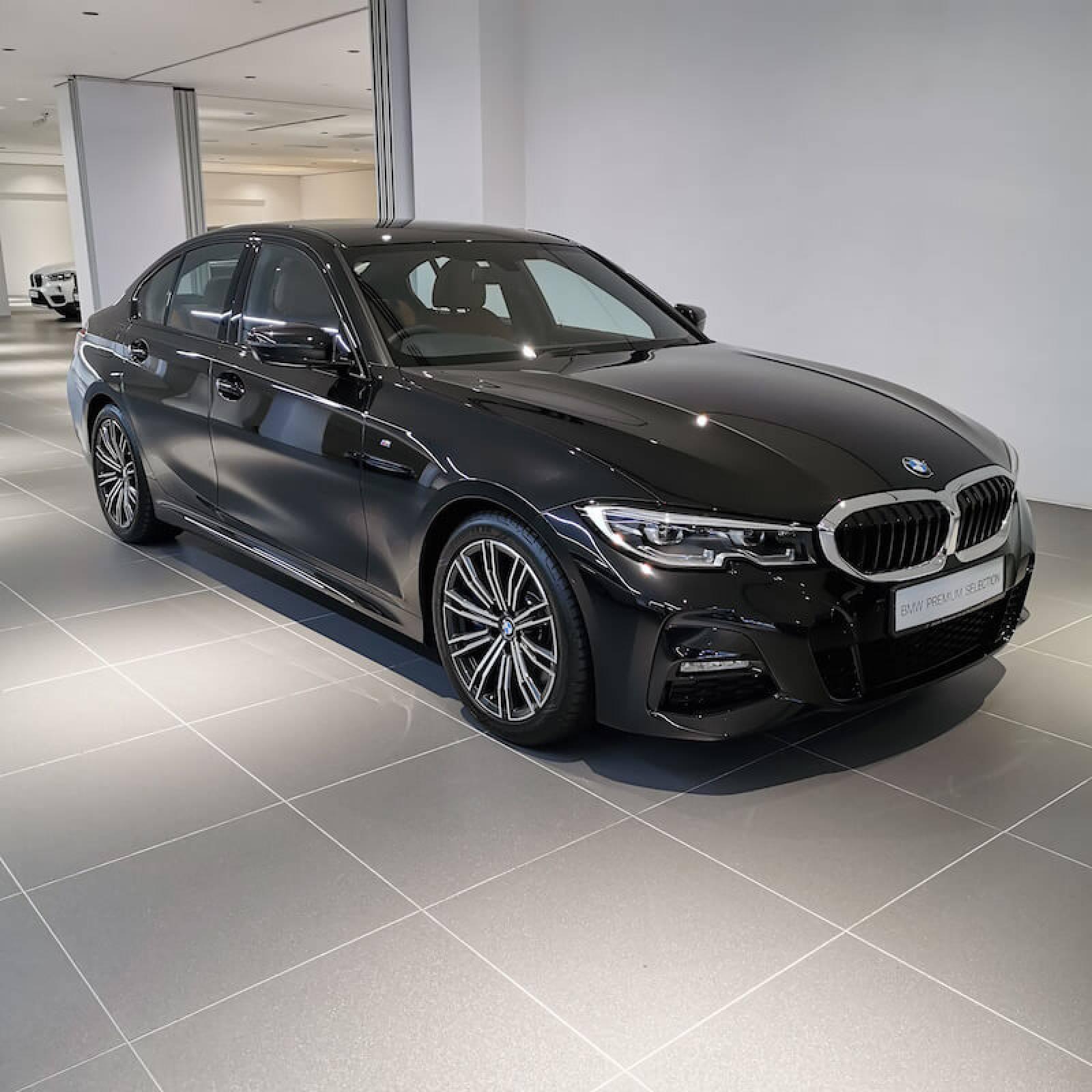 2019 BMW 330i M Sport (CBU) 330i M Sport (CBU)