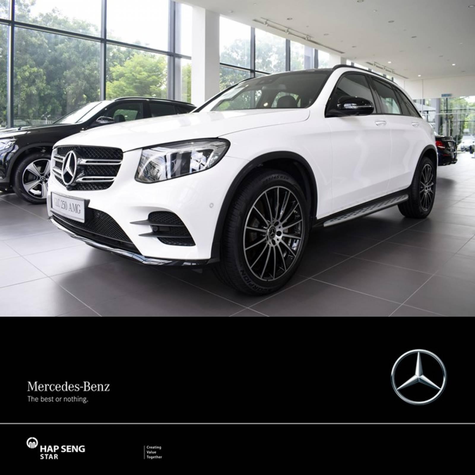 Mercedes-Benz GLC 250 4matic
