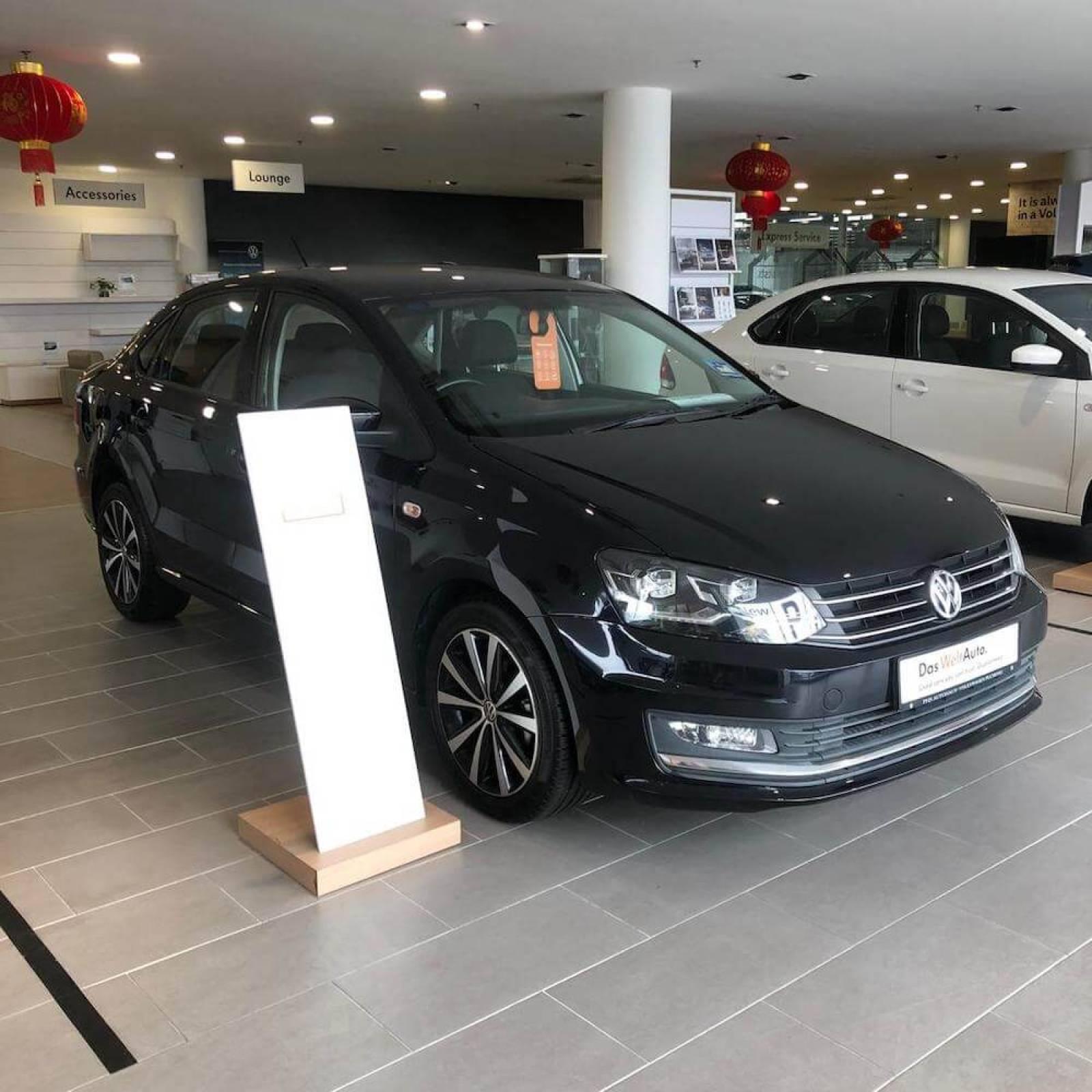 2018 Volkswagen Vento 1.2 - Das WeltAuto
