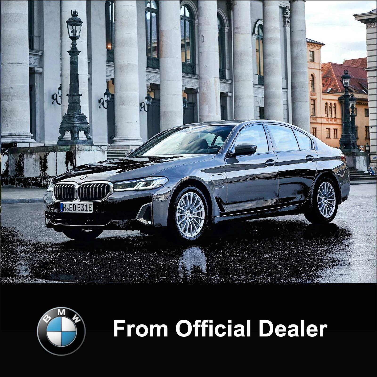 2021 BMW 330Li M Sport
