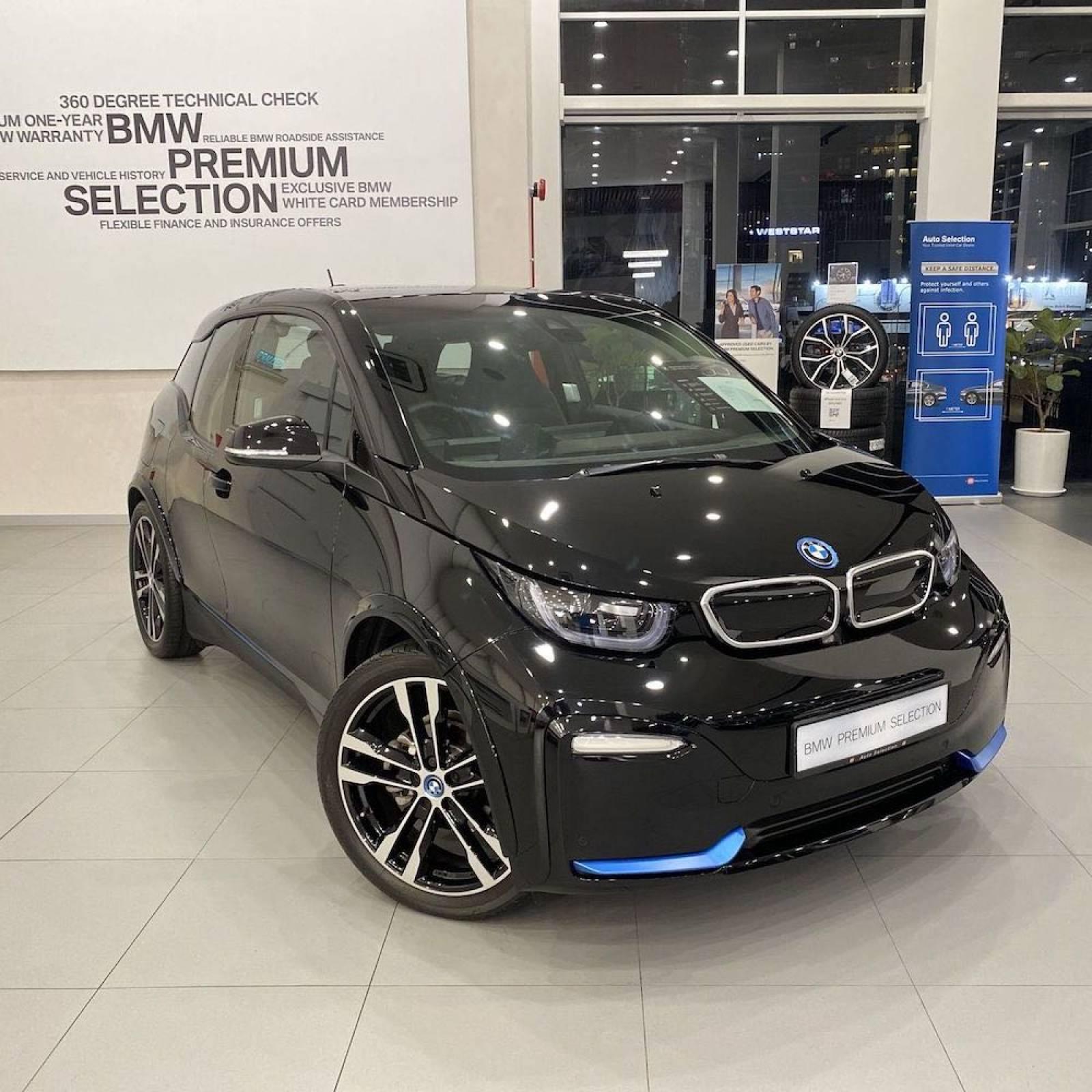 2019 BMW i3S