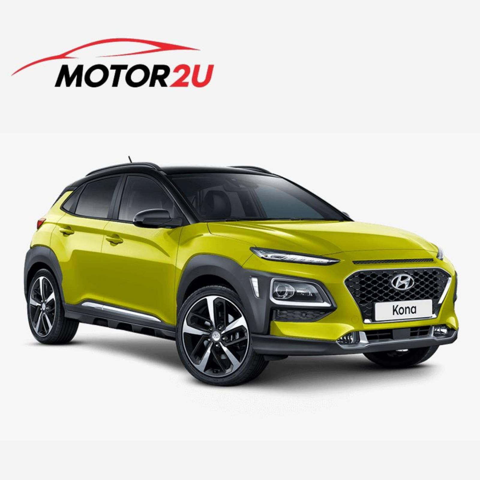 2020 Hyundai Kona 1.6 Turbo