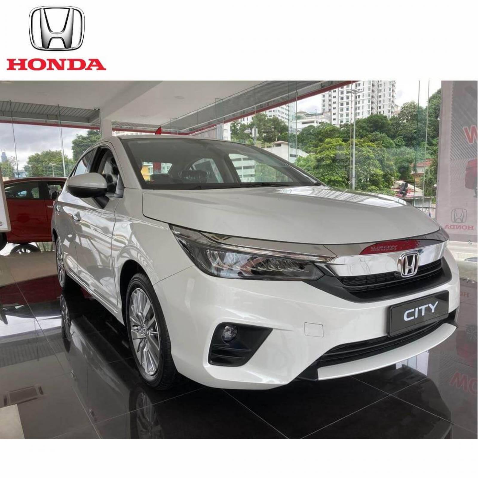2020 New Honda City 1.5l V