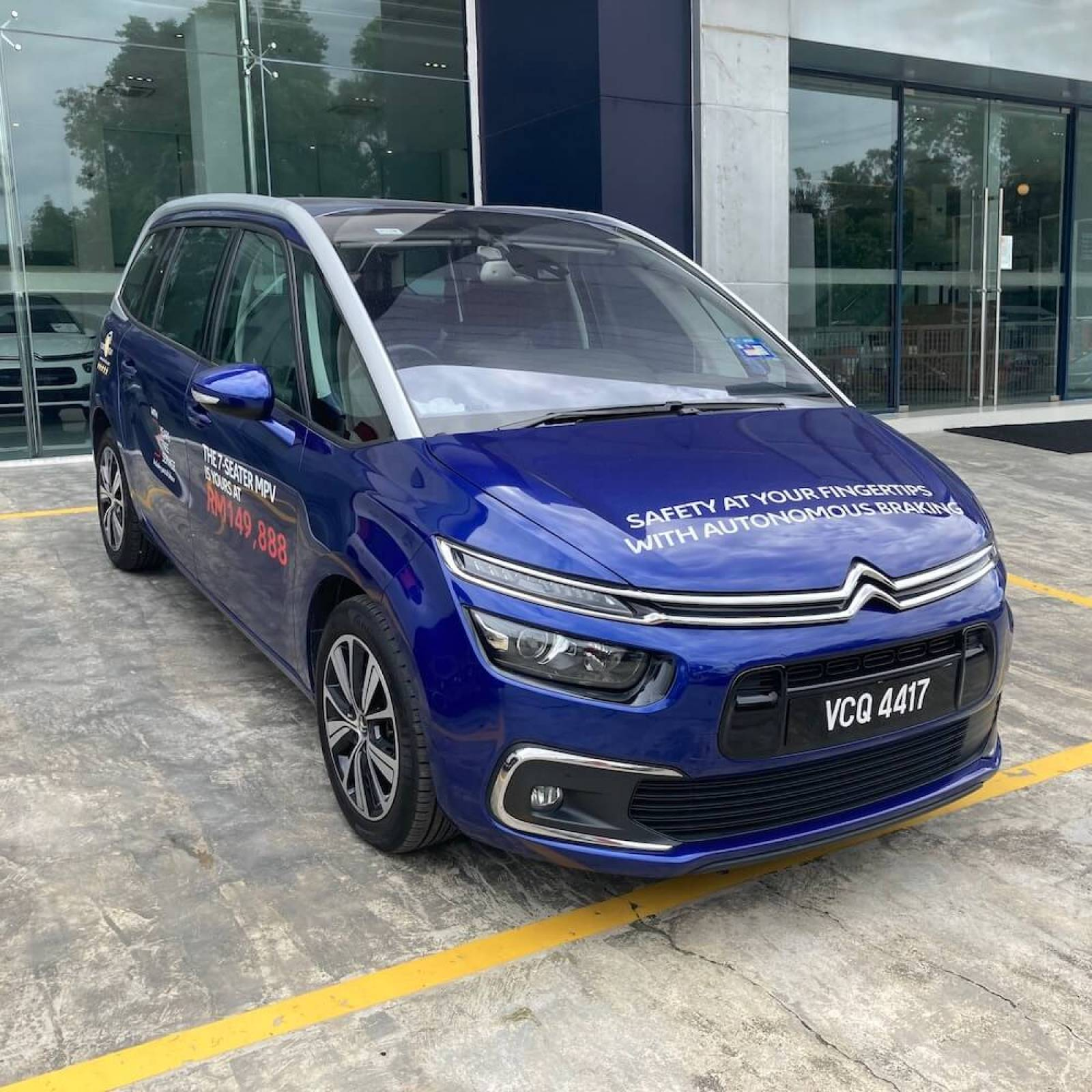 2019 Citroen Grand C4 SpaceTourer