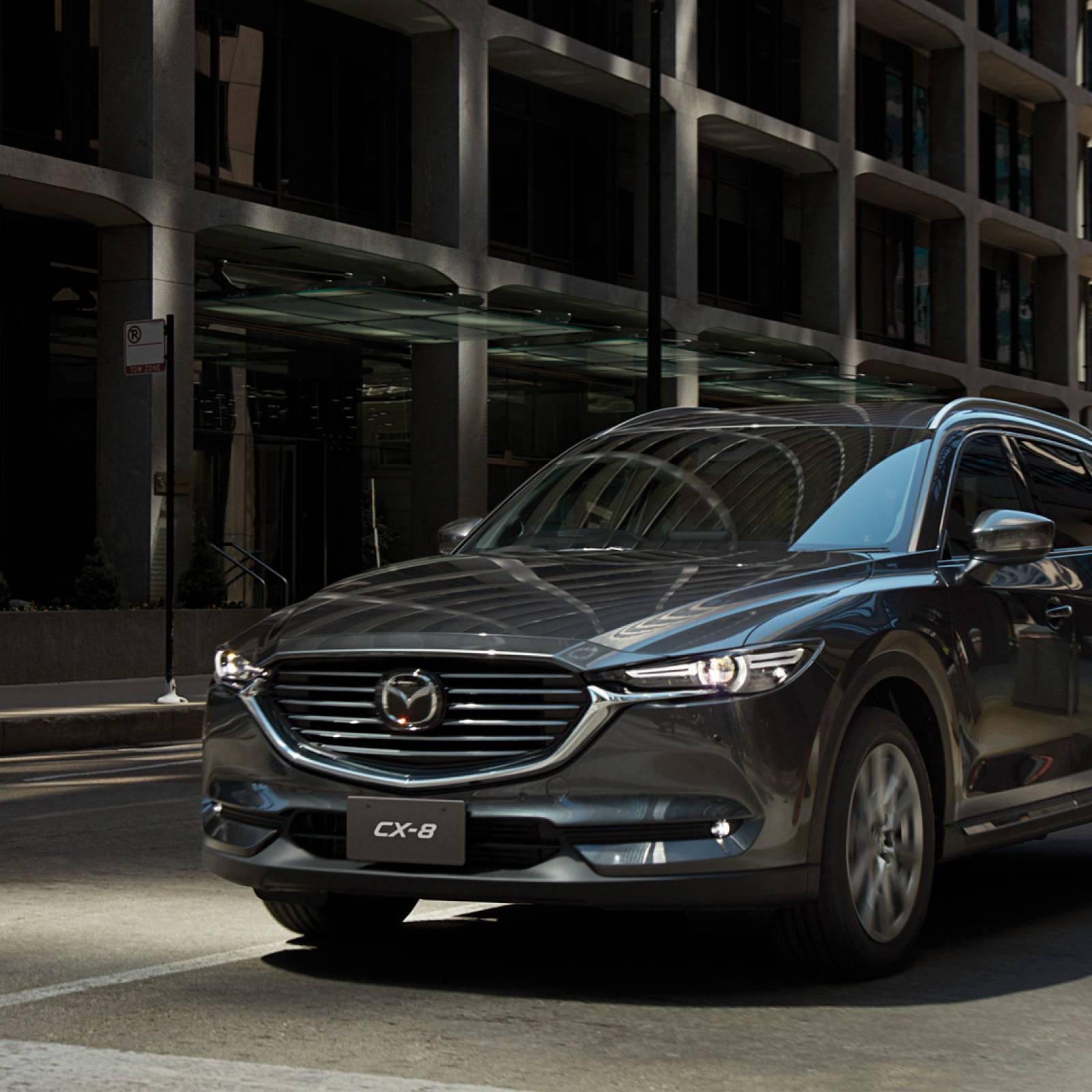 2020 Mazda CX-8 2.5G 2WD Mid