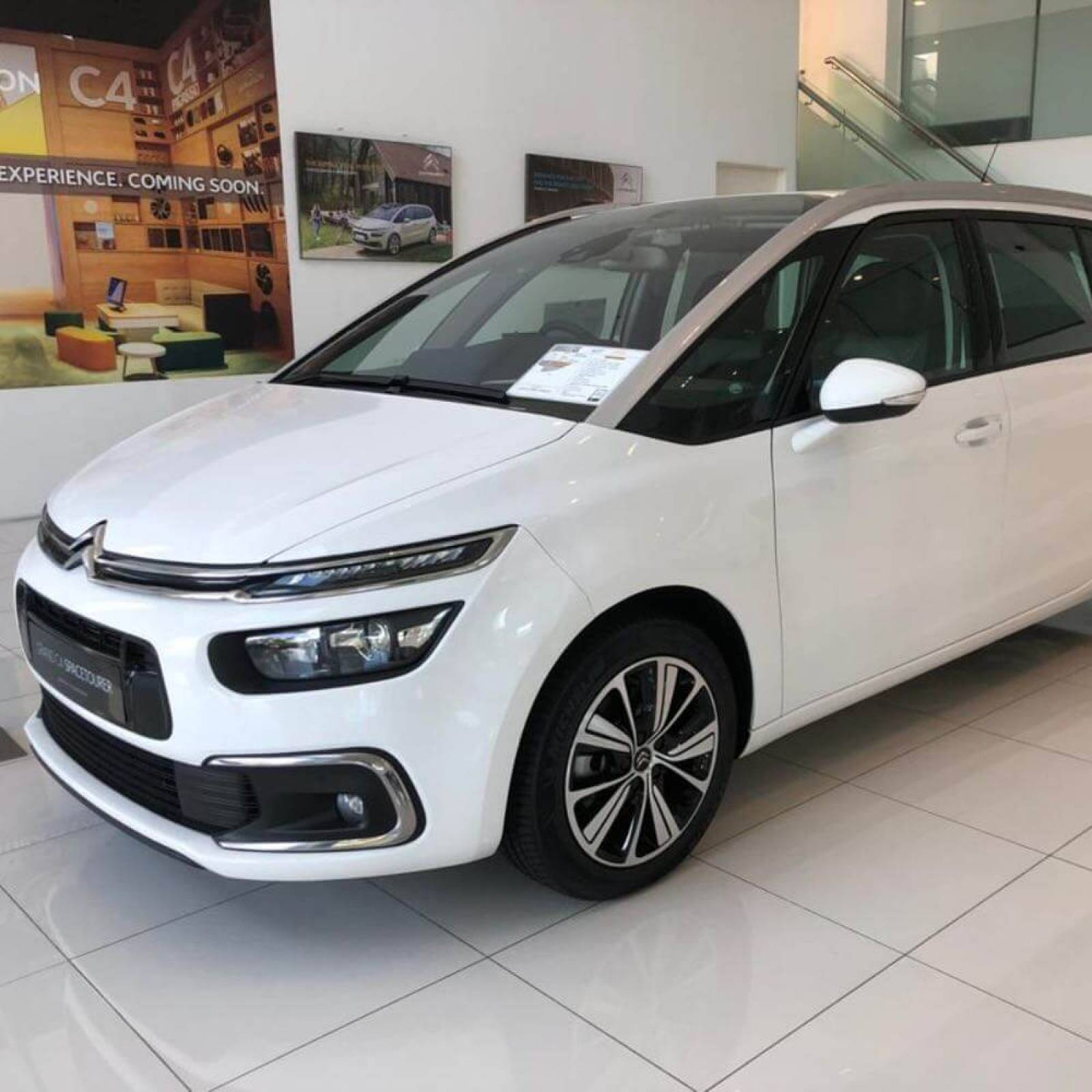 2020 Citroen Grand C4 SpaceTourer