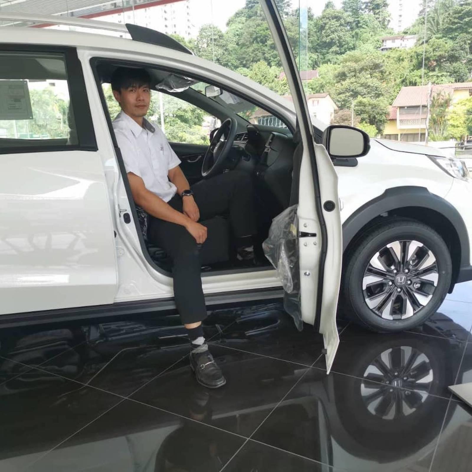 2020 Honda BR-V 1.5V