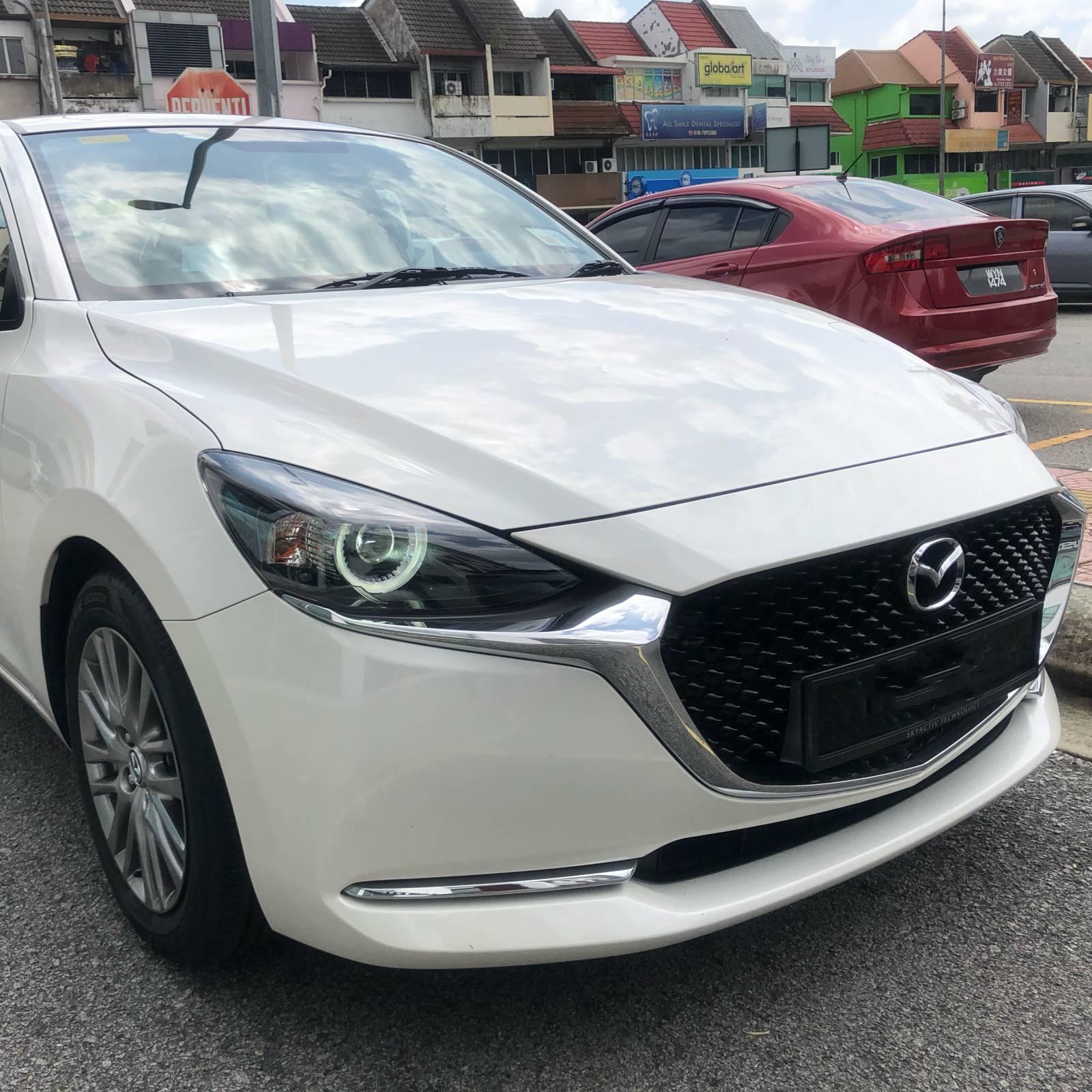 2020 Mazda 2 1.5 Hatchback
