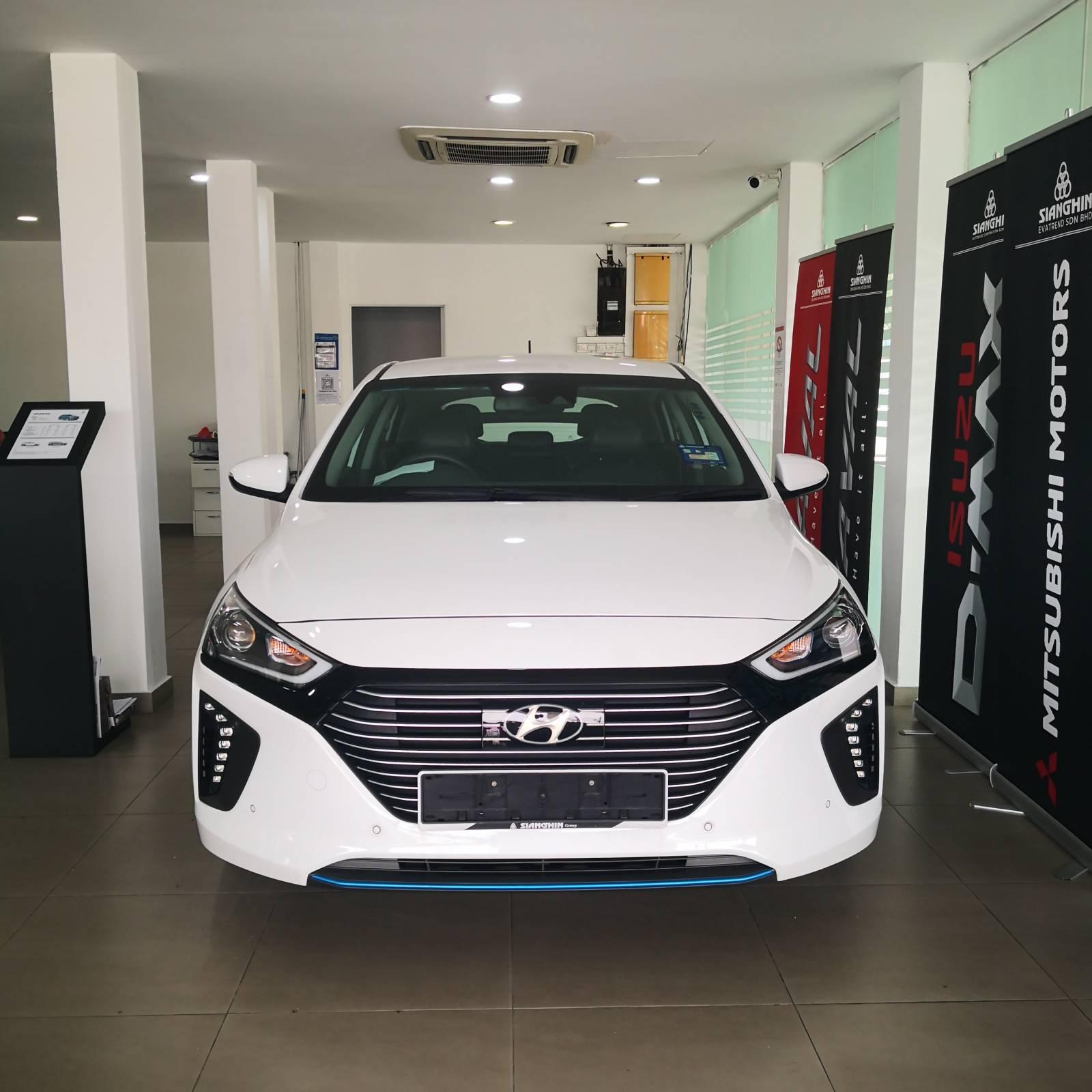 2019 Hyundai IONIQ Kappa 1.6 HEV Plus